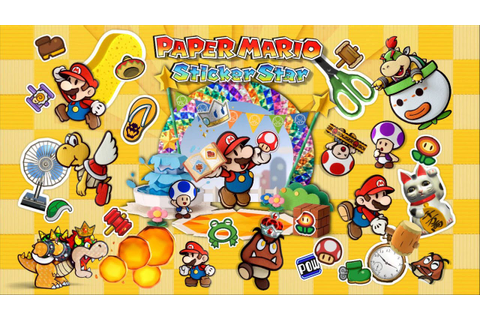 Paper Mario: Sticker Star - Mini Boss Theme (Extended ...