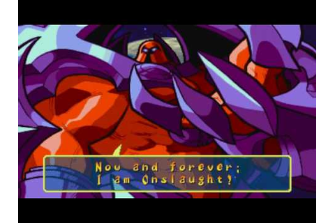 Game Over: Marvel vs. Capcom - Clash of Super Heroes - YouTube