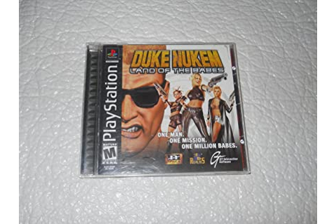 Duke Nukem: Land of the Babes (2000) (VG) Video Game