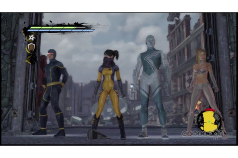 X-Men: Destiny - X-Men United Gameplay Video (Xbox 360 ...