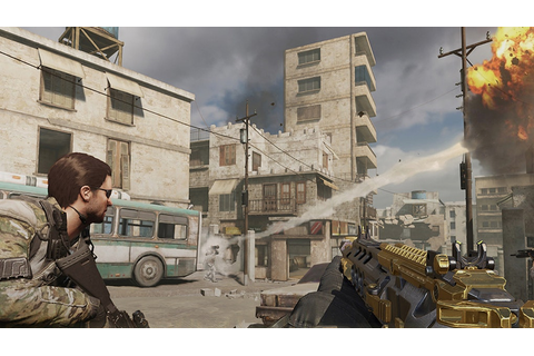 'Call of Duty: Mobile' game set to be a pint-sized version ...