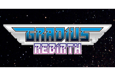 Gradius ReBirth (WiiWare) News, Reviews, Trailer & Screenshots