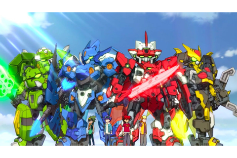 Tenkai Knights: Brave Battle - Launch Trailer - YouTube