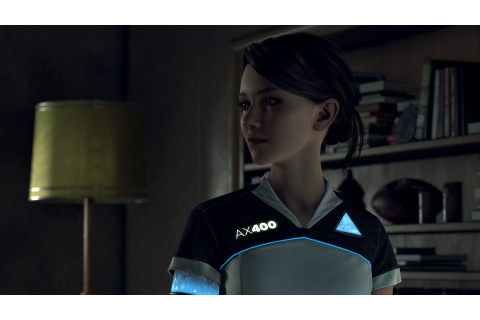 Detroit: Become Human | The Games Machine