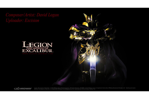 Legion: Legend of Excalibur - The Holy Grail (SOUNDTRACK ...