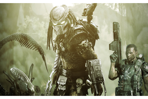 Aliens vs Predator Game Wallpapers | HD Wallpapers | ID #12543