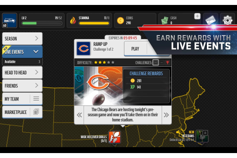 Madden NFL Mobile for Nokia X – Free download games for ...