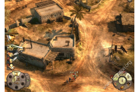 Helldorado (Desperado 3) - Download Free Full Games ...