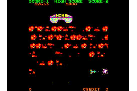Arcade Game: Azurian Attack (1982 Rait Electronics Ltd ...
