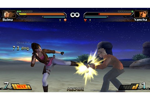 Dragonball Evolution Game | PSP - PlayStation