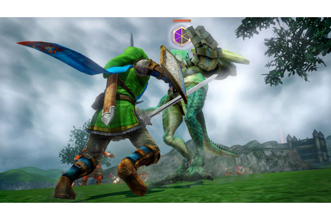 Review: Hyrule Warriors - Not a Zelda Game But Still Enjoyable