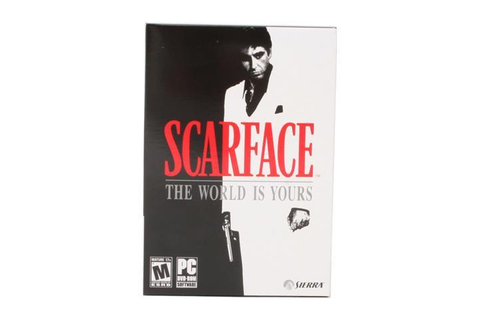 Scarface: The World is Yours PC Game - Newegg.com