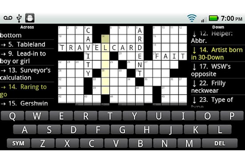Download Crosswords Plus APK on PC | Download Android APK ...