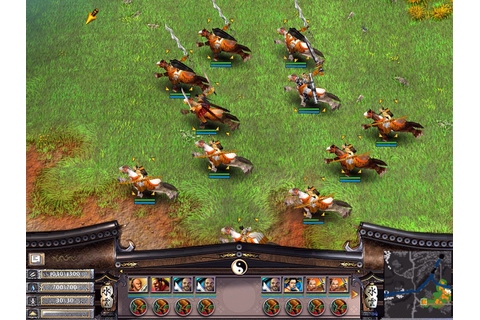 Battle Realms: Winter of the Wolf Download - Old Games ...