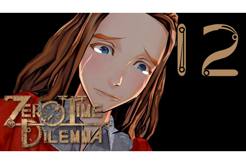 Zero Escape: Zero Time Dilemma - The Dark History (DIANA ...
