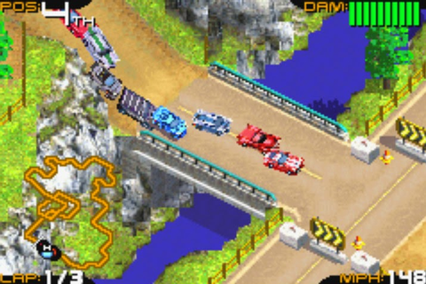 SuperRetroBros: Top 10 Game Boy Advance Racing Games