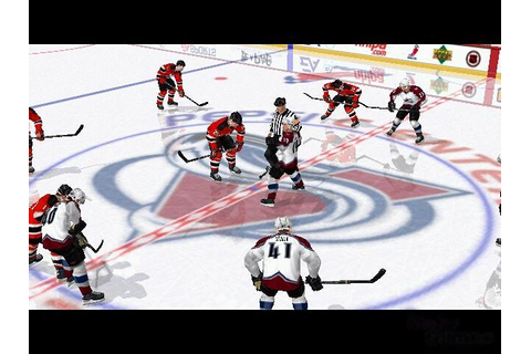 NHL 2002 Download (2001 Sports Game)