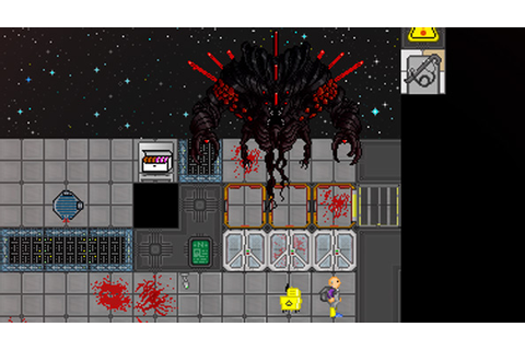 Space Station 13: a multiplayer space station simulator ...