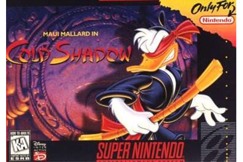 Mister Game Price : Argus du jeu Maui Mallard in Cold Shadow