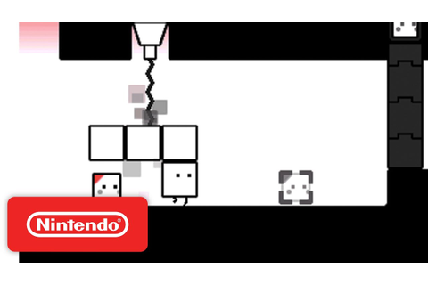 BYE-BYE BOXBOY! Launch Trailer - Nintendo 3DS - YouTube