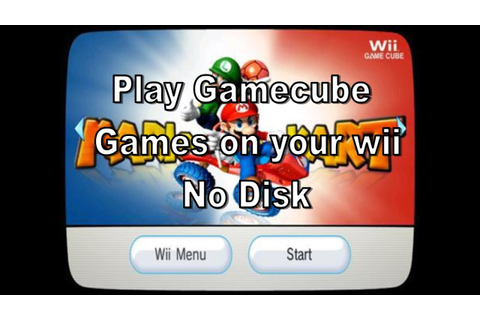 New Easy Nintendont tutorial 2015:Play Gamecube Games on ...