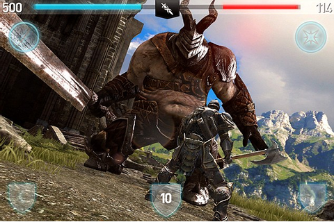 Infinity Blade 2: Sequel to $10m iPhone bestseller strikes ...
