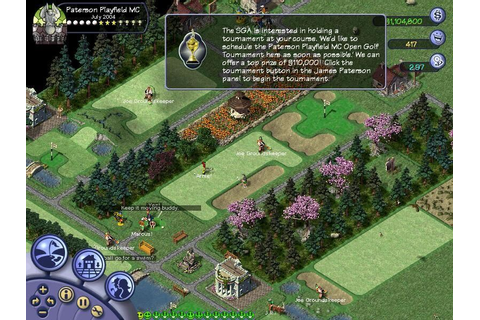 Download Sid Meier's SimGolf (Windows) - My Abandonware