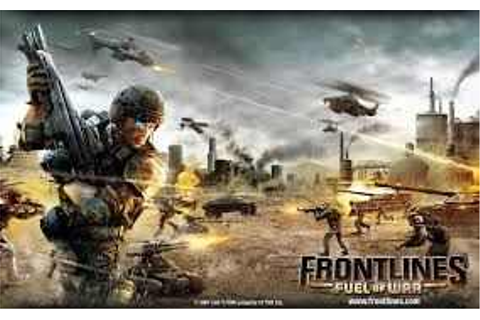 Frontlines Fuel of War Download Free Full Game | Speed-New
