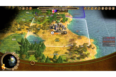 Let's Play Civilization IV Colonization: The England Saga ...