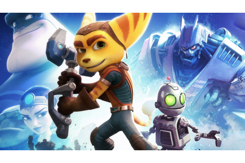 Ratchet & Clank for PS4 looks amazing - Polygon