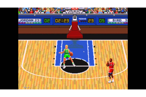 This Game Fucking Sucks - Jordan vs Bird: Super 1 on 1 ...