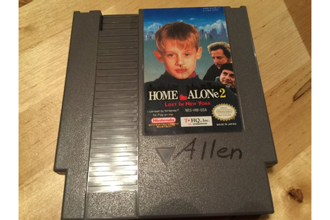 Home Alone 2 Lost In New York Nintendo by AppleseedCollectable