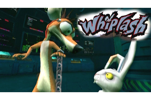 Whiplash ... (PS2) - YouTube
