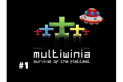 Multiwinia: Part #1 - Holy shit a UFO! - YouTube