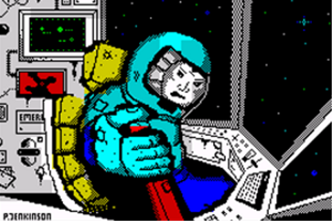 'Deep Core Raider' – New game for the ZX Spectrum ...