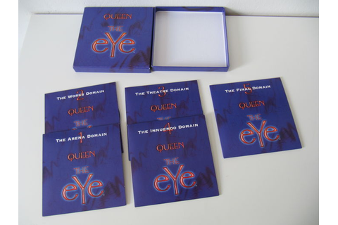 PC Game Queen The Eye - Catawiki
