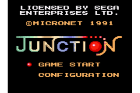 Play Junction Sega Game Gear online | Play retro games ...