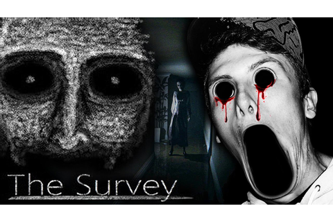 The Survey | NEW SCARY AF P.T. HORROR GAME! - Part 1 - YouTube