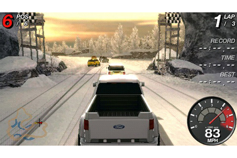 Ford Racing: Off Road Game | PSP - PlayStation