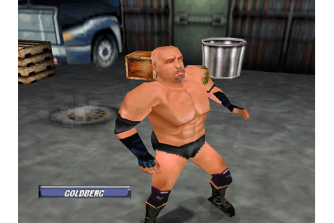 WCW Backstage Assault Screenshots | GameFabrique
