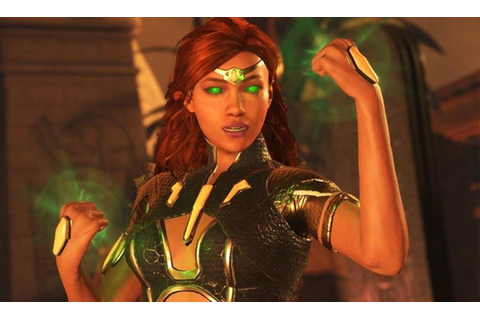 Injustice 2 Starfire release date REVEAL: PS4 and Xbox One ...