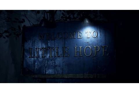 Man of Medan Follow-Up 'Little Hope' Teased as the Next ...