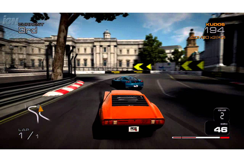 Project Gotham Racing 3 Xbox 360 Gameplay - London (HD ...