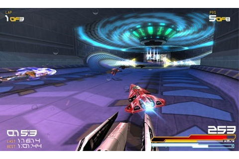 Wipeout Pure Android Download PPSSPP _v[USA].iso + Best ...