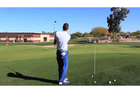 How Pro Golfers Practice Short Game - YouTube
