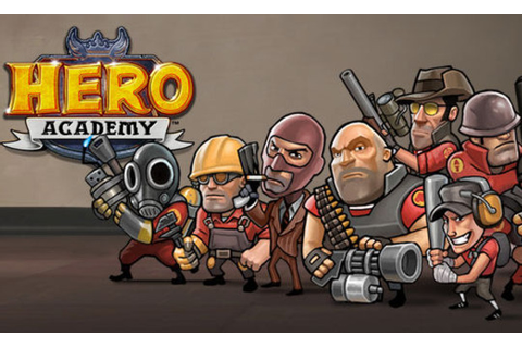 Hero Academy moves to Steam this August