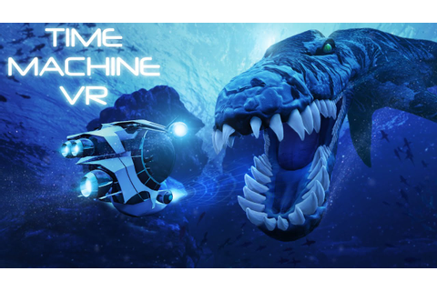 Time Machine VR Pre-Alpha Trailer - E3 2015 - YouTube