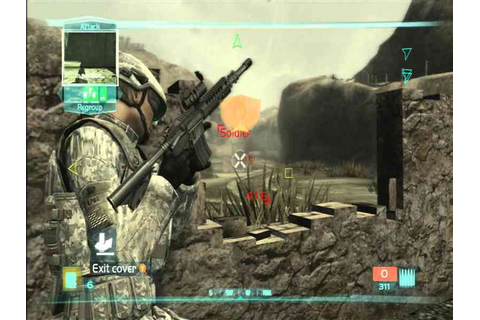 Tom Clancy's Ghost Recon Advanced Warfighter Game Download ...