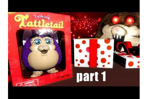 WORLD'S MOST ANNOYING TOY! - TATTLETAIL GAMEPLAY PART 1 ...