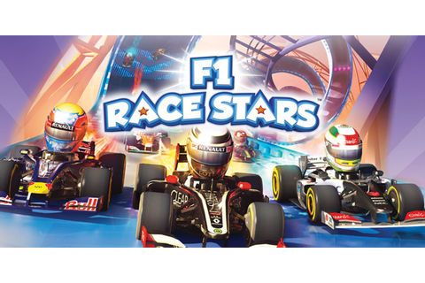 F1 RACE STARS™ POWERED UP EDITION | Wii U | Games | Nintendo